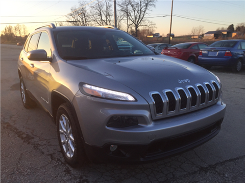 2014 Jeep Cherokee for sale in Uniontown, PA