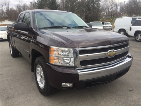 2008 Chevrolet Silverado 1500 for sale in Uniontown, PA