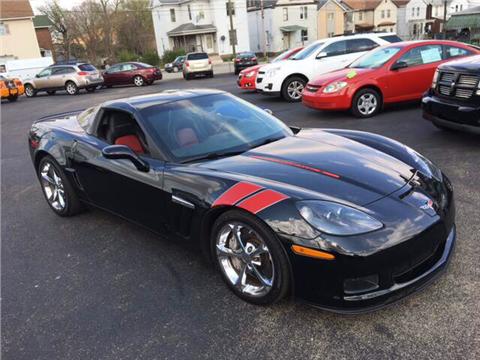 2010 Chevrolet Corvette for sale in Uniontown, PA