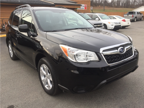 2014 Subaru Forester for sale in Uniontown, PA