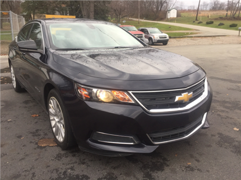 2014 Chevrolet Impala for sale in Uniontown, PA