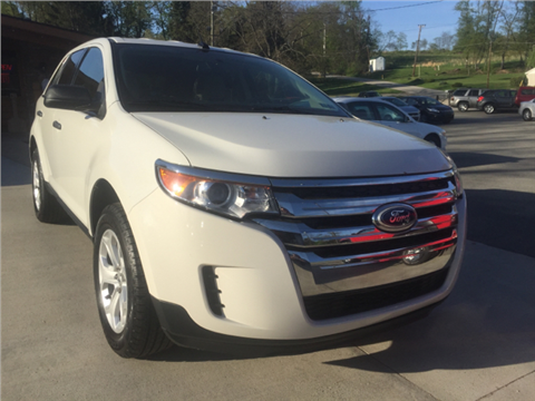 2013 Ford Edge for sale in Uniontown, PA