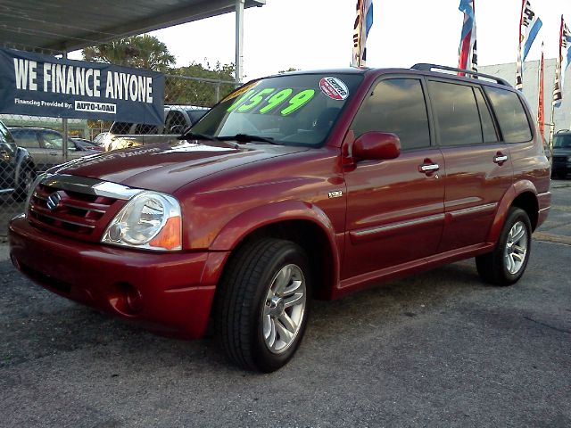 2005 SUZUKI XL-7 red down payment low monthly payment guaranteed credit approval clean titlecar f