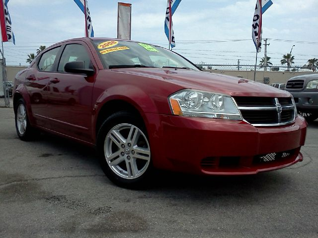2008 DODGE AVENGER SXT red down payment is negotiable  low payments guaranteed credit approval
