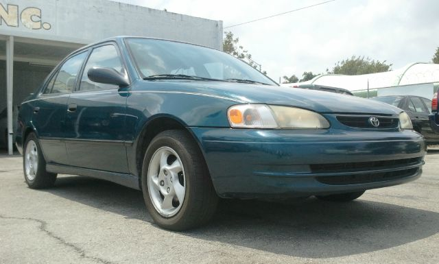 1998 TOYOTA COROLLA CE blue down payment low payments guarranteed 888 842 6968 air conditioningan