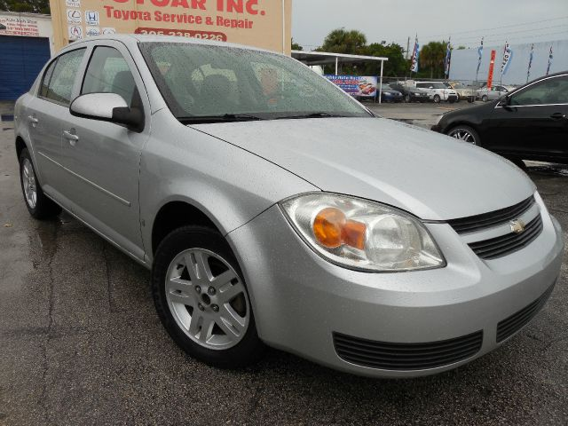 2006 CHEVROLET COBALT LT SEDAN silver down payment   low monthly payments we guarantee credit appr