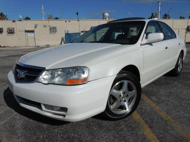 2002 Acura TL