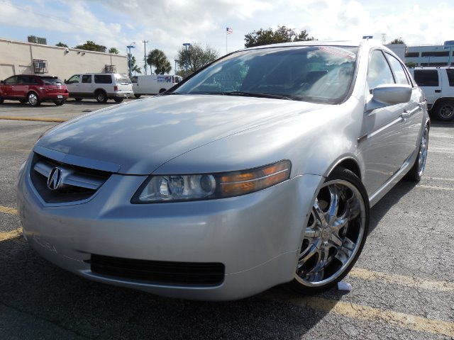 2004 ACURA TL 5-SPEED AT silver only 1200 down payment guaranteed credit approval 88