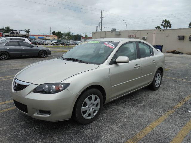 2007 MAZDA 3 I SPORT 4-DOOR gold mazda 3i guaranteed credit approval call affordable auto auctio