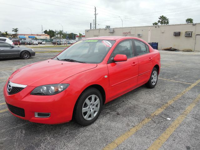 2007 MAZDA 3 I SPORT 4-DOOR red only 3000 down payment guaranteed credit approval call afforda