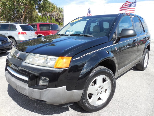 2004 SATURN VUE FWD V6 black only 499 down payment guaranteed credit approval and  one year engi
