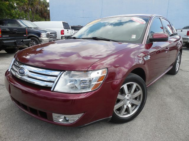 2008 FORD TAURUS SEL red down  credit approval guaranteed   low monthly payments sel edition all