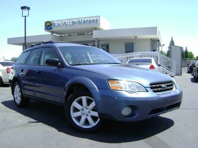 Used 2006 subaru outback in sacramento ca at sun Subaru valley motors