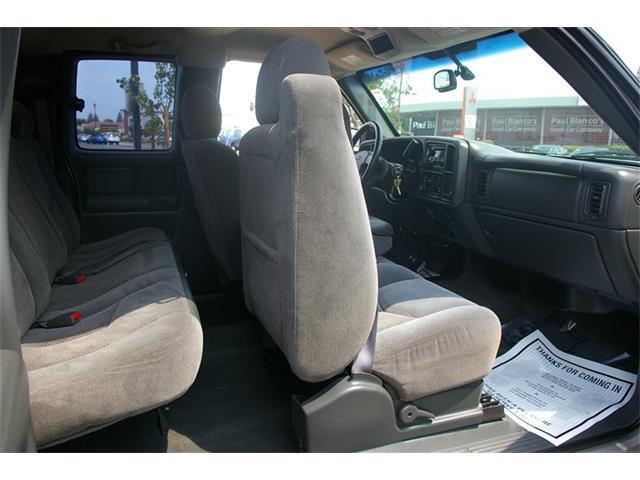 2004 Chevrolet Silverado 1500 LS 4dr Extended Cab LS - Sacramento CA