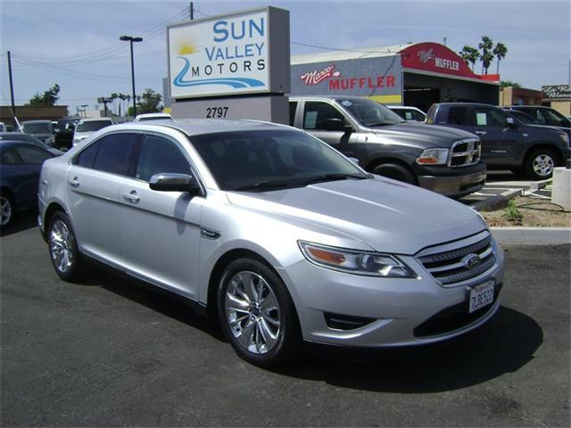 2010 Ford Taurus Limited 4dr Sedan - Sacramento CA