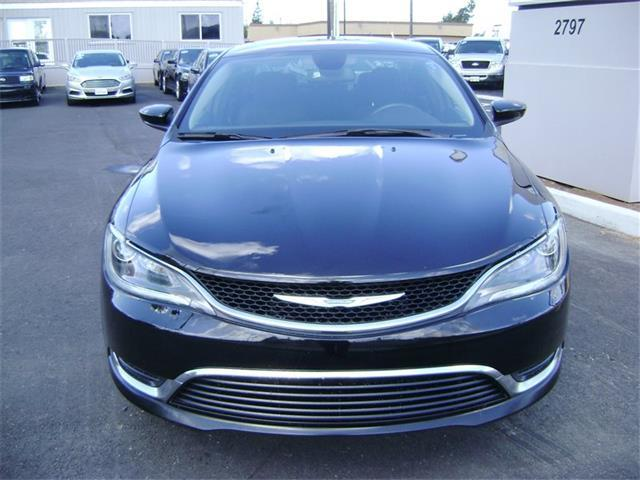 2015 Chrysler 200 Limited 4dr Sedan - Sacramento CA