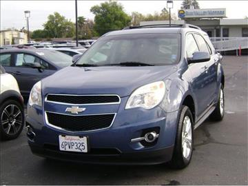 Chevrolet equinox for sale sacramento ca for Sun valley motors sacramento