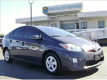 Toyota prius for sale sacramento ca for Sun valley motors sacramento