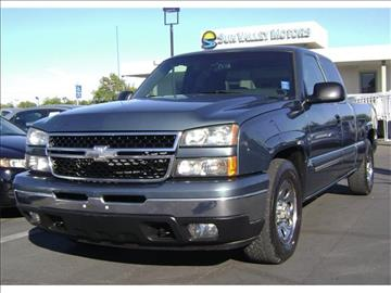 2006 chevrolet silverado 1500 for sale sacramento ca for Sun valley motors sacramento