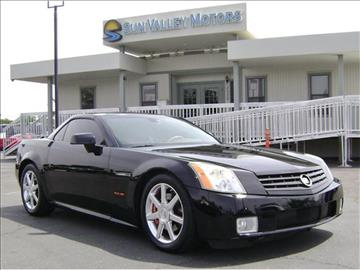2005 cadillac xlr for sale el centro ca for Sun valley motors sacramento