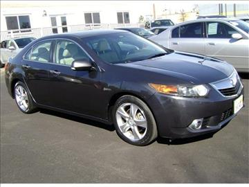 2011 Acura TSX for sale in Sacramento, CA