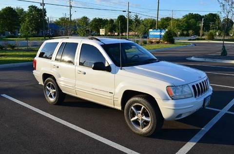 2002 Jeep Grand Cherokee for sale in West Chester, OH
