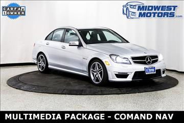 2014 Mercedes-Benz C-Class for sale in Lake Zurich, IL