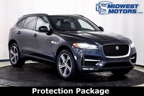 2017 Jaguar F-PACE for sale in Lake Zurich, IL