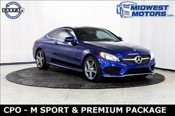 2017 Mercedes-Benz C-Class for sale in Lake Zurich, IL