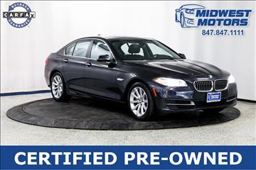 2014 BMW 5 Series for sale in Lake Zurich, IL