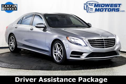 2014 Mercedes-Benz S-Class for sale in Lake Zurich, IL