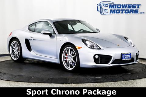 2014 Porsche Cayman for sale in Lake Zurich, IL