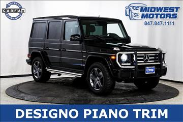 2016 Mercedes-Benz G-Class for sale in Lake Zurich, IL