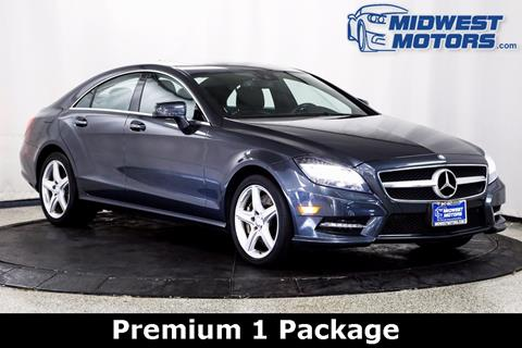 2014 Mercedes-Benz CLS for sale in Lake Zurich, IL