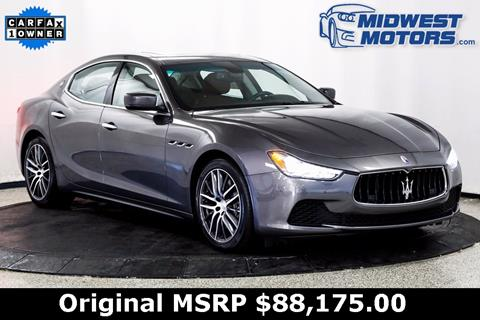 2015 Maserati Ghibli for sale in Lake Zurich, IL