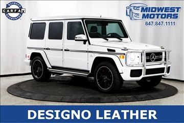 2014 Mercedes-Benz G-Class for sale in Lake Zurich, IL