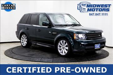 2013 Land Rover Range Rover Sport for sale in Lake Zurich, IL