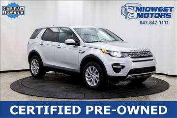 2016 Land Rover Discovery Sport for sale in Lake Zurich, IL