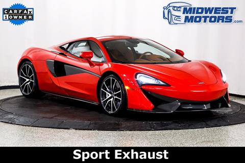 2016 McLaren 570S for sale in Lake Zurich, IL
