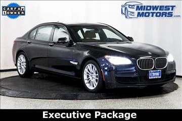 2014 BMW 7 Series for sale in Lake Zurich, IL