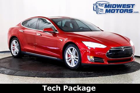 2014 Tesla Model S for sale in Lake Zurich, IL