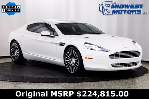 2012 Aston Martin Rapide for sale in Lake Zurich, IL