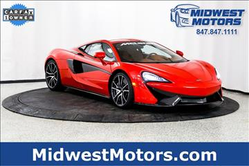 2016 McLaren 570S Coupe for sale in Lake Zurich, IL