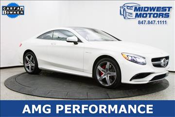2015 Mercedes-Benz S-Class for sale in Lake Zurich, IL