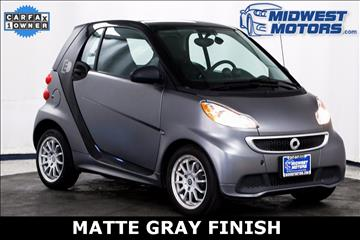 2014 Smart fortwo for sale in Lake Zurich, IL