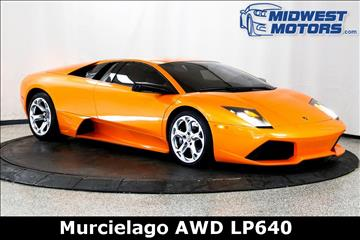 2007 Lamborghini Murcielago for sale in Lake Zurich, IL