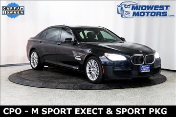 2015 BMW 7 Series for sale in Lake Zurich, IL