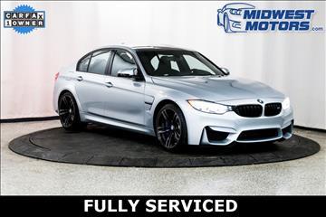 2016 BMW M3 for sale in Lake Zurich, IL