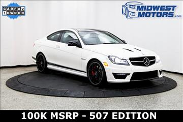 2015 Mercedes-Benz C-Class for sale in Lake Zurich, IL