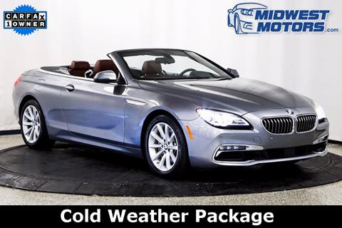 2016 BMW 6 Series for sale in Lake Zurich, IL